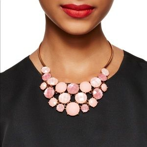 NWT Kate Spade Smell the Roses Necklace